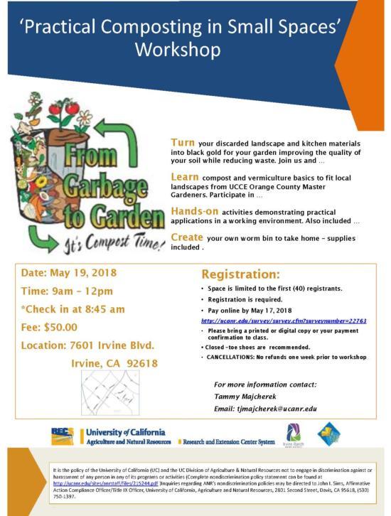 EventFlyer_ Compost Workshop_May2018